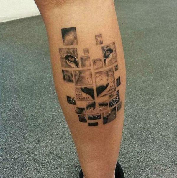Fanulous Lion Tattoo