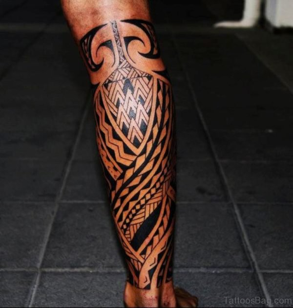Fine Tribal Tattoo