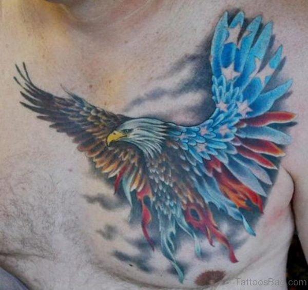 Flag Tattoo Image