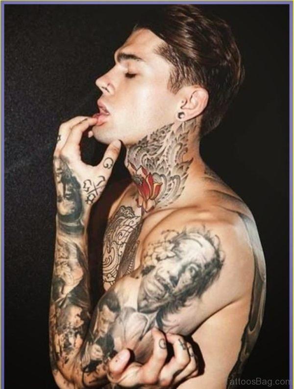 Full Sleeve Tattoo Funky Boys