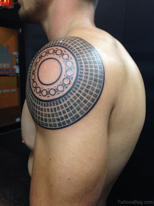 Geomatric Designer Tattoo