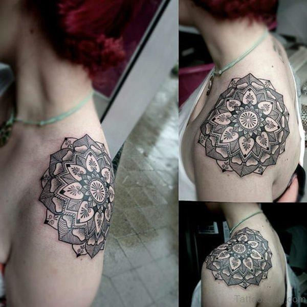 Geometric Mandala Tattoo Designs