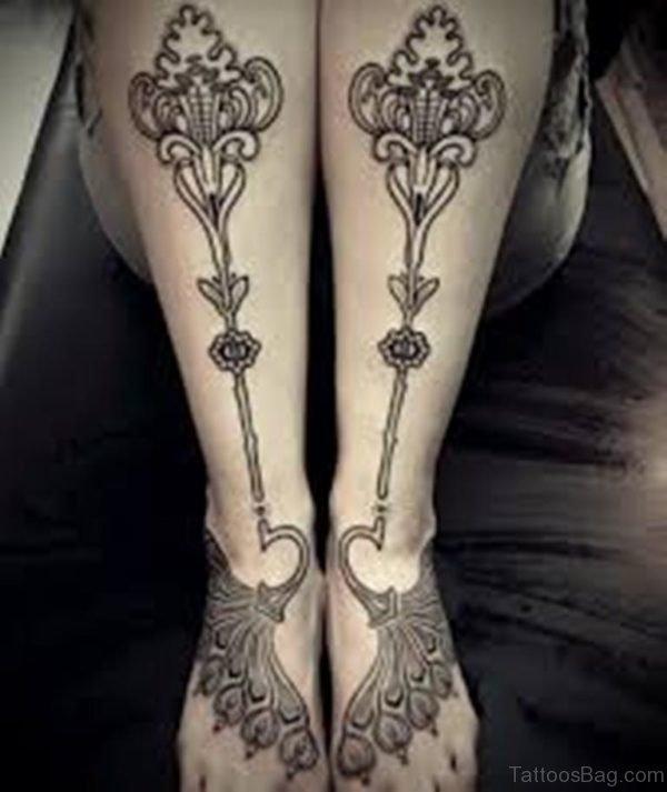 Geometric Tattoo Picture
