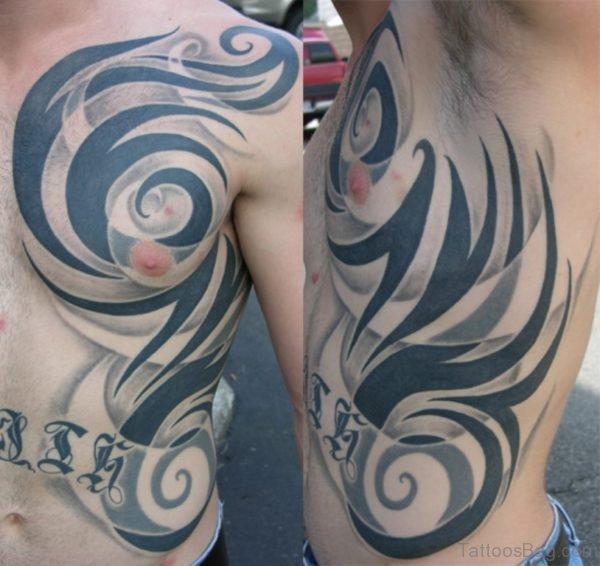 Good Looking Tribal Tattoo