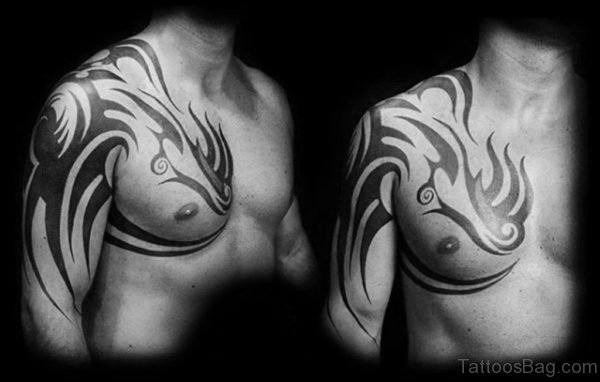 Good Looking Tribal Tattoo