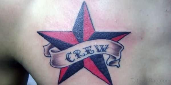 Gorgeous Star  Tattoo