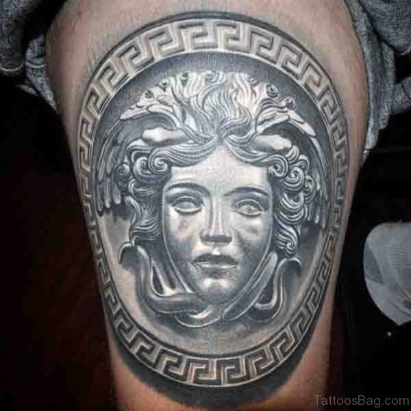 Gorgon Medusa Tattoo