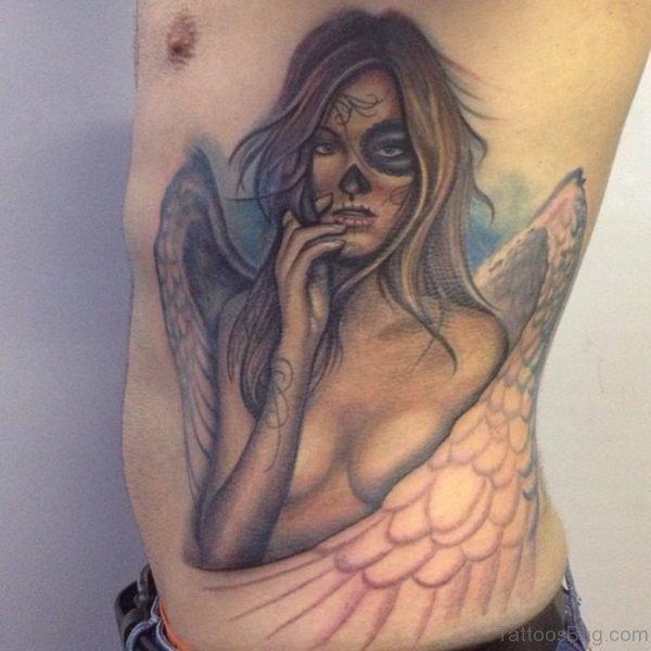 Great Angel Tattoo