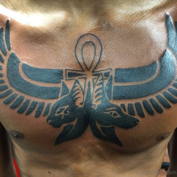 Great Egyptian Tattoo