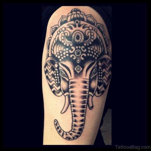 Great Ganesha Tattoo