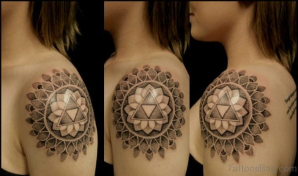 Great Mandala Tattoo Designs