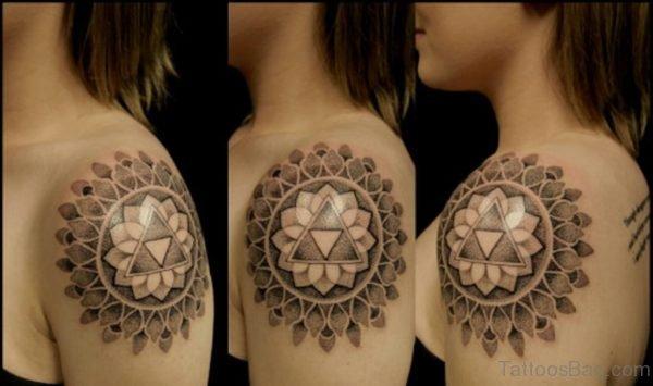 Great Mandala Tattoo Designs