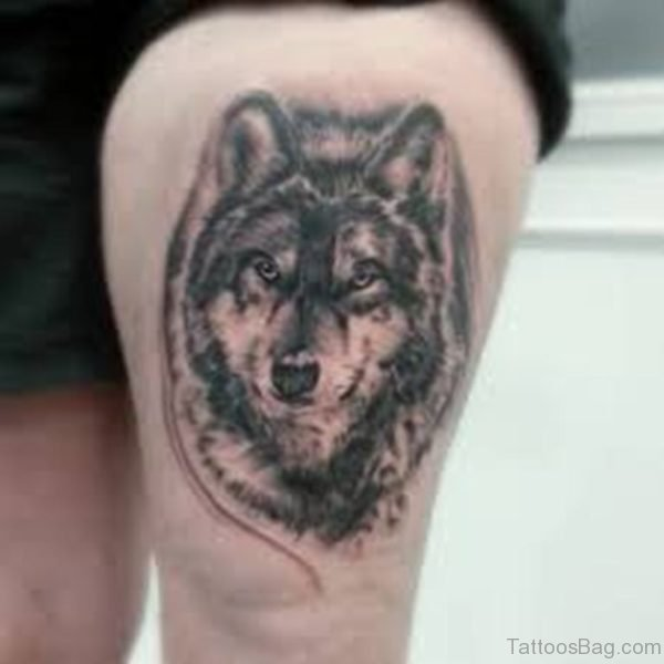 Great Wolf  Tattoo