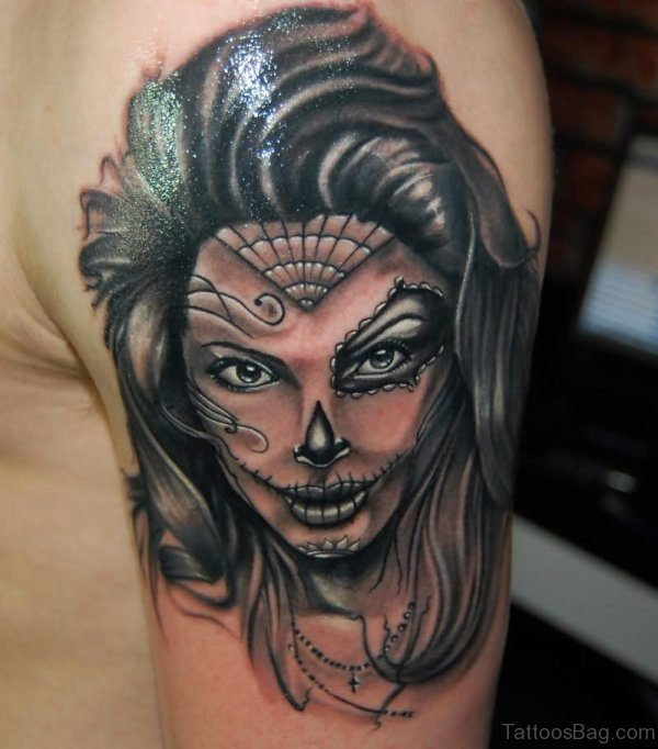 Hannya Style Tattoo