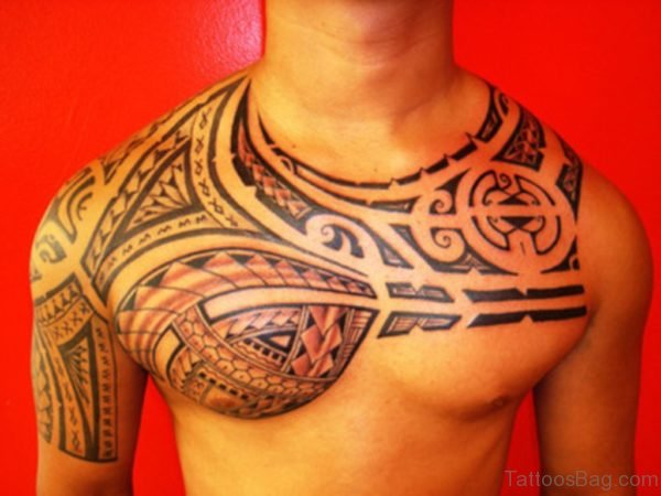 Hawaiian Designer Tattoo