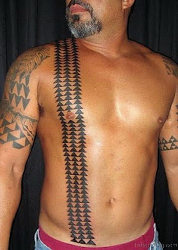 Hawaiian Tattoo Design