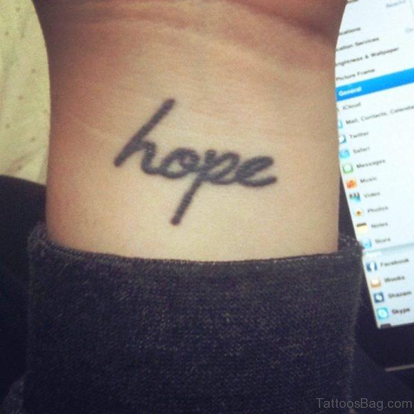 Hope Design Tattoo