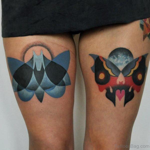 Impressive Butterfly Tattoo