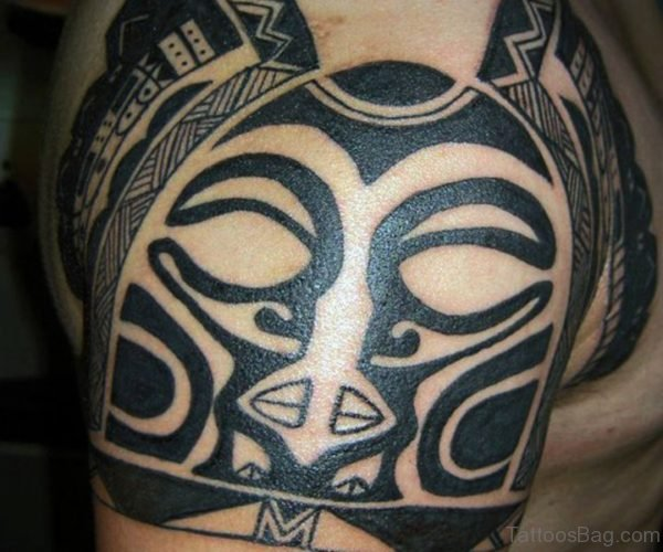 Inked Samoan Tattoo