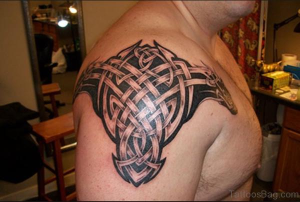 Irish Celtic Tattoo