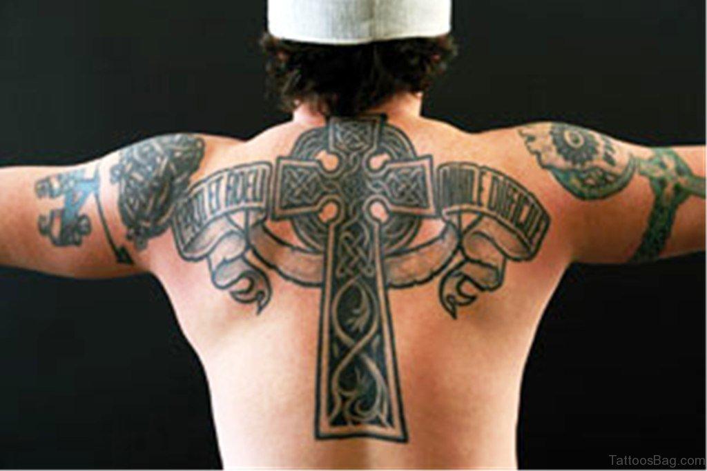 71 Stylish Celtic Tattoos For Back
