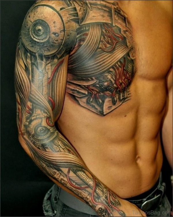 Japanese Tribal Tattoo