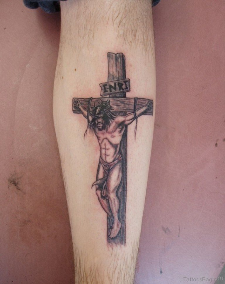72 great looking jesus tattoos for arm. Black Bedroom Furniture Sets. Home Design Ideas