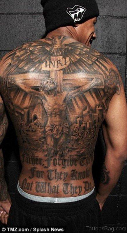 Jesus Tattoo 4
