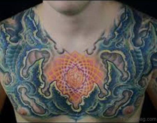 Lovely Mandala Tattoo