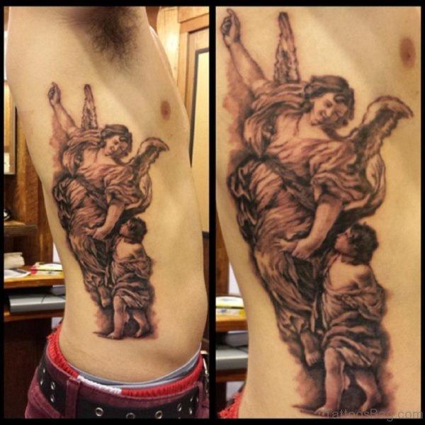 Magnificent Angel Tattoo