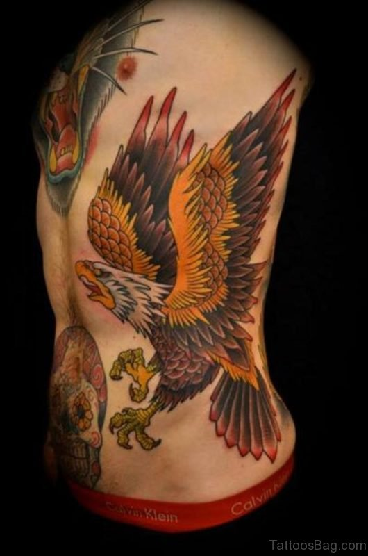 Magnificent Eagle Tattoo