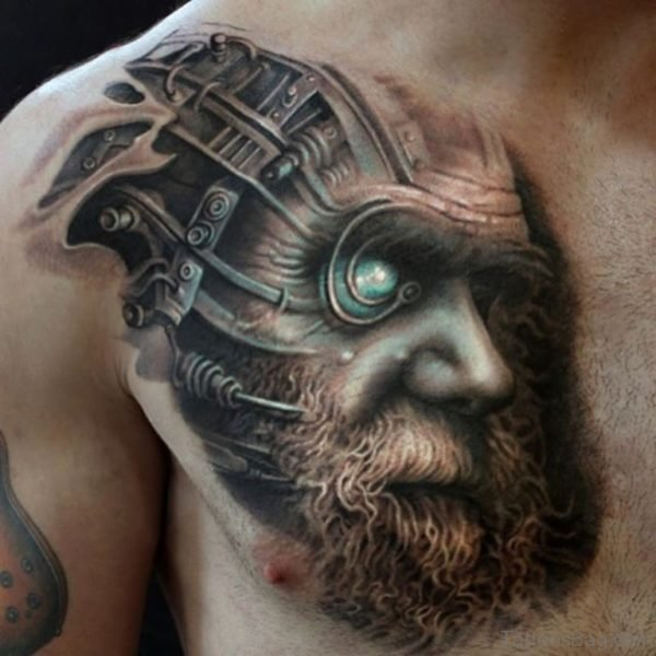 Magnificant Portrait Tattoo