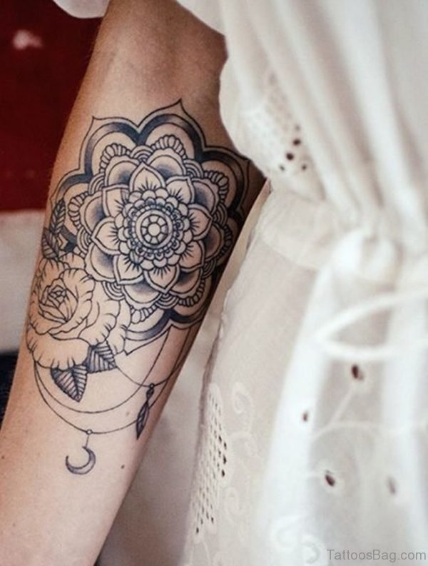Mandala Tattoo
