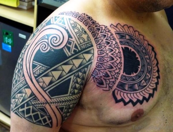 Maori Tattoo For Men
