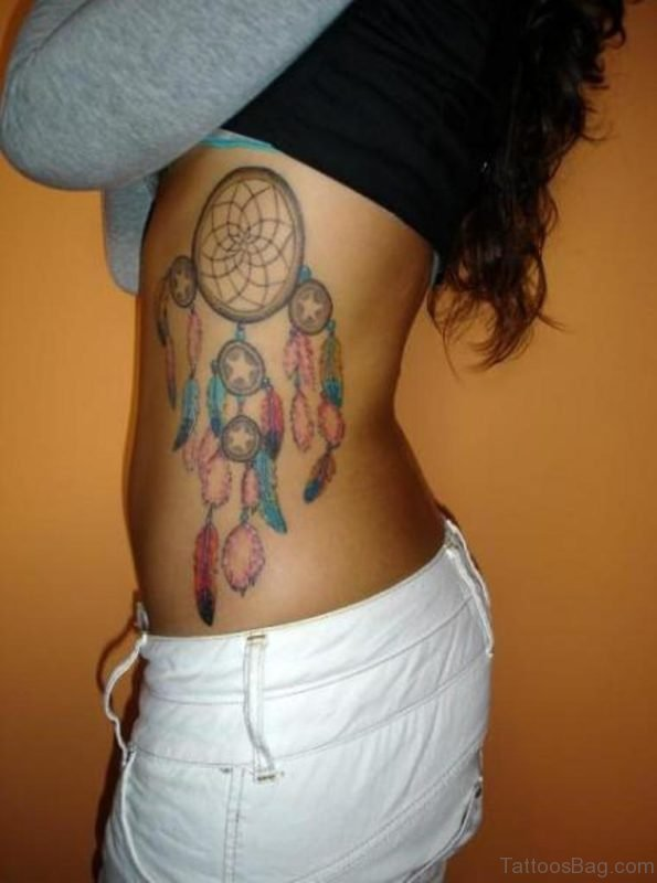 Marvelous Dreamcatcher Tattoo