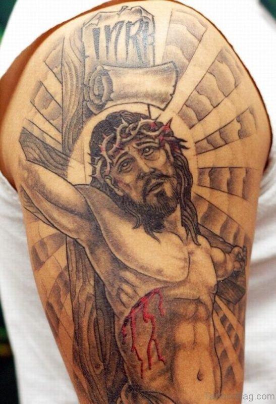Marvelous Jesus Tattoo