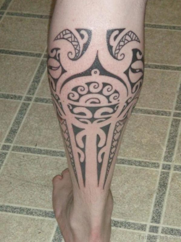 Marvalous Tribal Tattoo