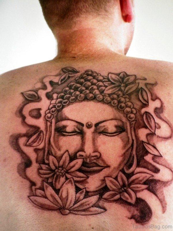 Marvelous Buddha Tattoo Design 1