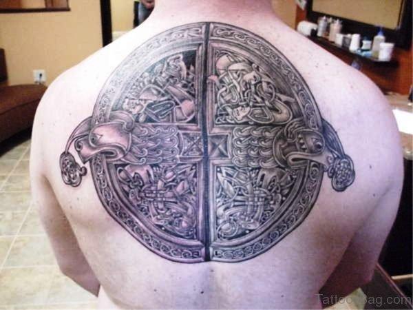 Mind Blowing Celtic Tattoo