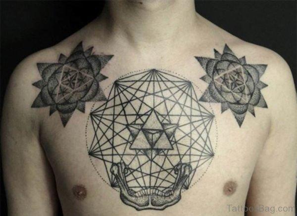 Mind Blowing Mandala Tattoo