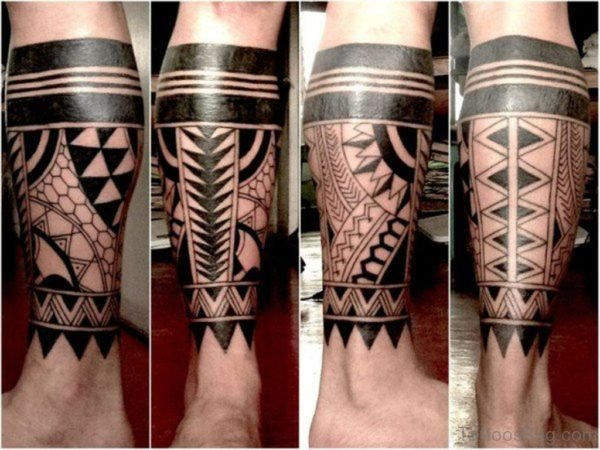 Mind Blowing Tribal Tattoo