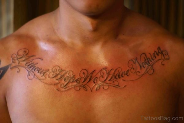 New Chest Tattoo