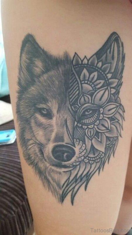 New Wolf  Tattoo