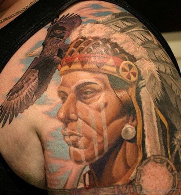 Nice American Tattoo