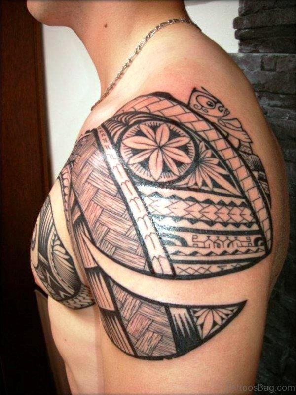 Nice Armor Tattoo