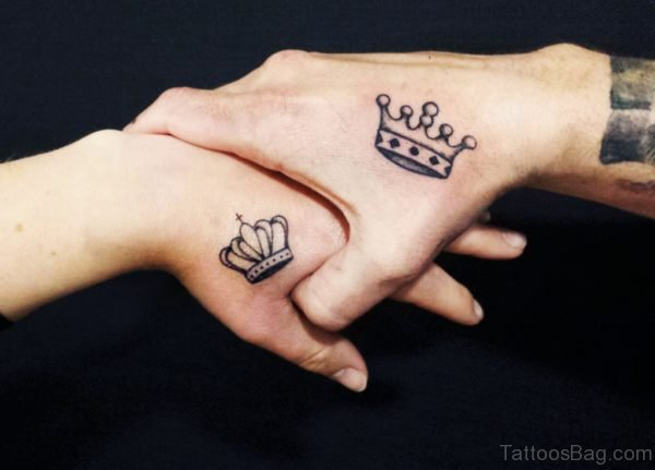 Nice Crown Tattoo