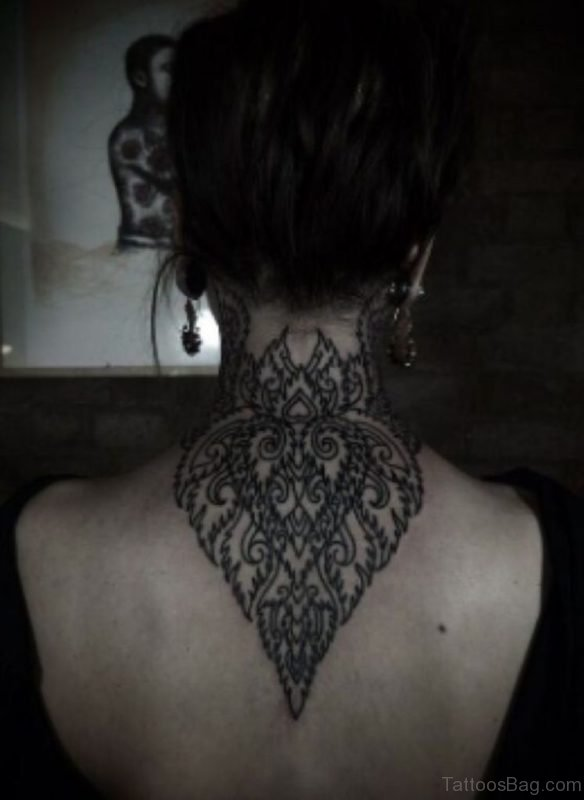 Nice Henna Tattoo