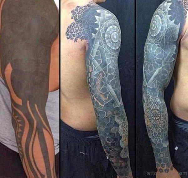 Nice Looking Mandala Tattoo