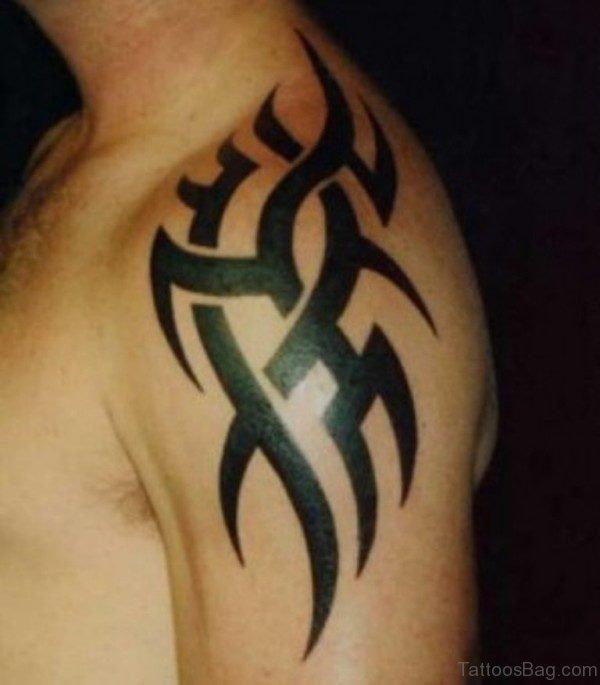 Nice Simple Tribal Tattoo