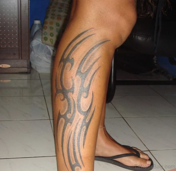 Nice Tribal Tattoo